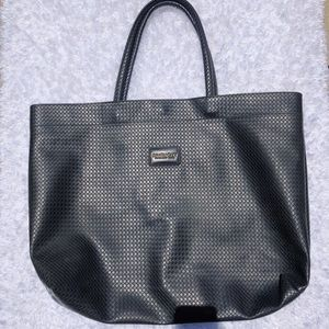 Large Givenchy Woven Tote Bag